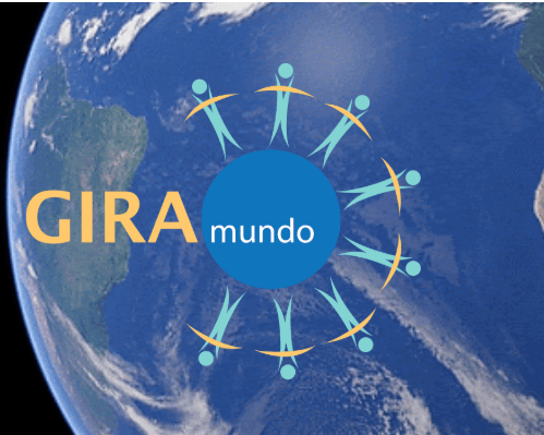 gira Gira Mundo Professores divulga edital com 240 vagas para cursos
