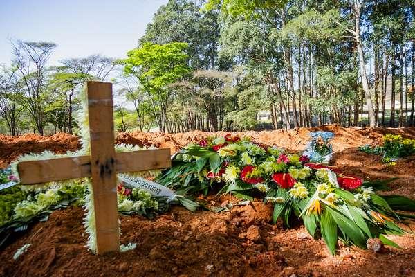 mortes-covid Brasil tem mais 1.311 mortes em 24h e supera 84 mil óbitos