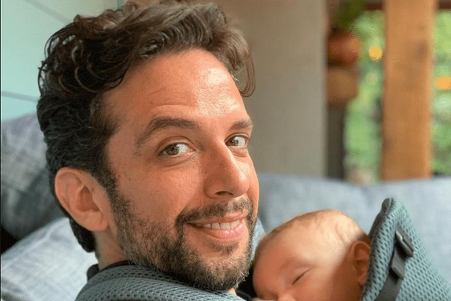 nick_cordero Coronavírus: ator Nick Cordero morre aos 41 anos de Covid-19