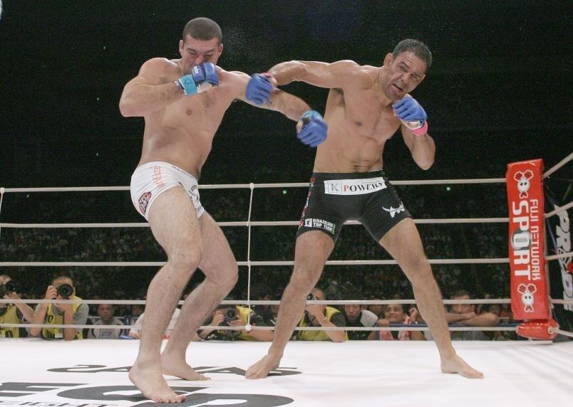 shog1 SHOGUN E MINOTOURO: 15 anos de rivalidade na ilha da luta