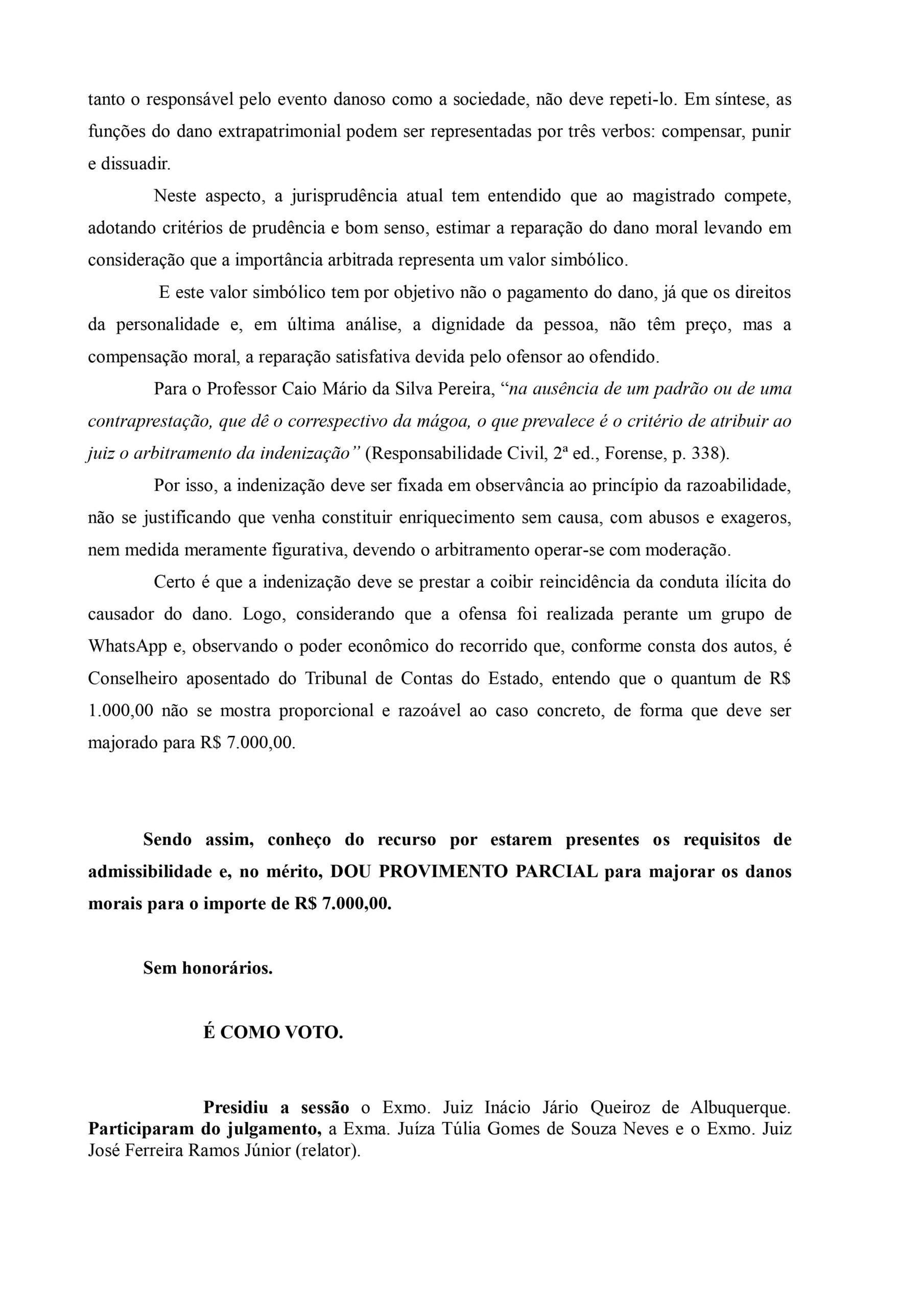 """0006-scaled Ex-conselheiro do TCE-PB é condenado a pagar indenização por chamar síndica de """"esqueleto ambulante"""" em grupo de WhatsApp"""