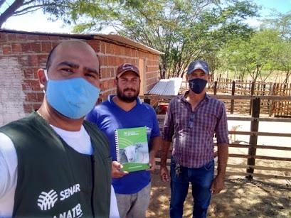 11 Prefeitura de São João do Tigre em parceria com o SENAR-PB realizam ações para melhorar qualidade do leite produzido no município