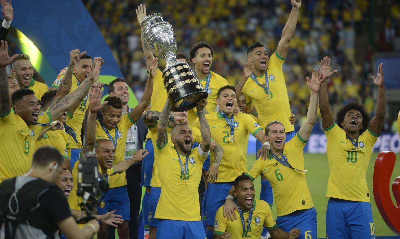 Conmebol-Copa-América Conmebol divulga jogos da Copa América e libera trocas para mata-mata