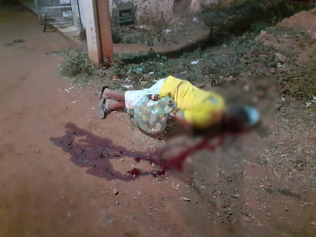 HOMEM-ENCONTRADO-MORTO-MONTEIRO Homem é morto a tirosem Monteiro