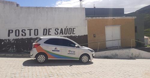 VEICULO-SAO-JOAO-DO-TIGRE Em menos de um mês, prefeitura de São João do Tigre adquire três carros e um ônibus escolar