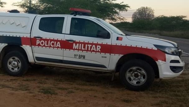 carro-pm-pb Em Monteiro homem é conduzido à delegacia por ameaça