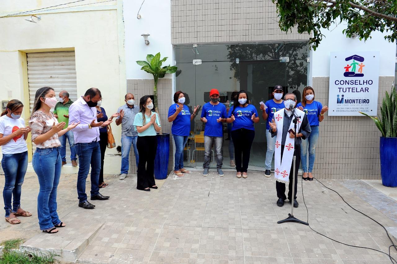 entrega-da-nova-sede-do-conselho-tutelar-6 Nova sede do conselho tutelar de Monteiro é entregue pela prefeita Anna Lorena
