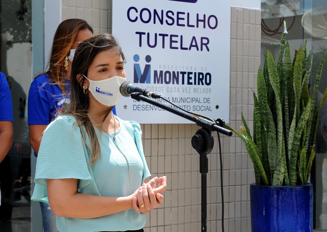 entrega-da-nova-sede-do-conselho-tutelar-7 Nova sede do conselho tutelar de Monteiro é entregue pela prefeita Anna Lorena