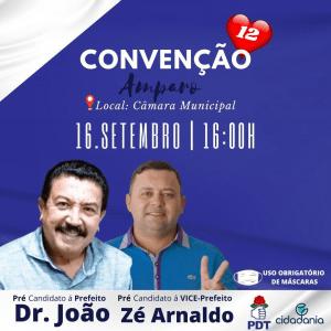 38BA8361-721B-4952-B808-2D7A22F70916 João Luís e Zé Arnaldo nesta quarta, em Amparo