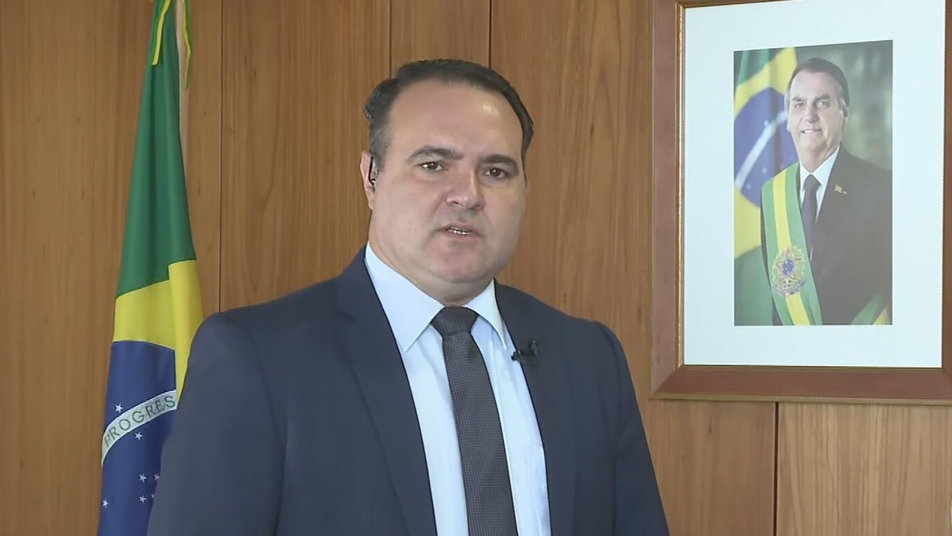 6980_EDBB6CF6950283F1 Bolsonaro convida Jorge Oliveira para falar sobre vaga no STF