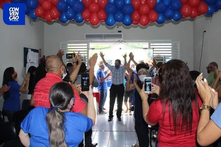 FB_IMG_1599441782116 Aristeu Chaves e Bibi são oficializados candidatos a prefeito e a vice de Camalaú.