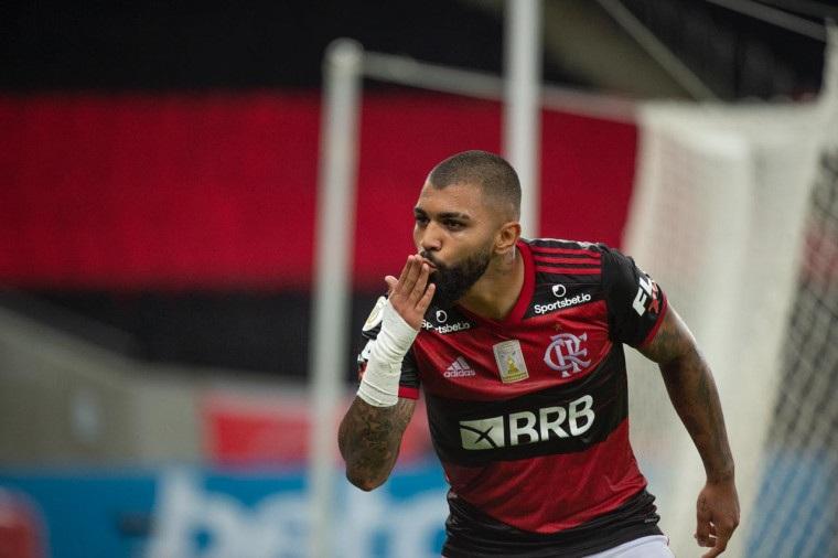 FLA Mengão vence o Fortaleza por 2 a 1 no Maracanã