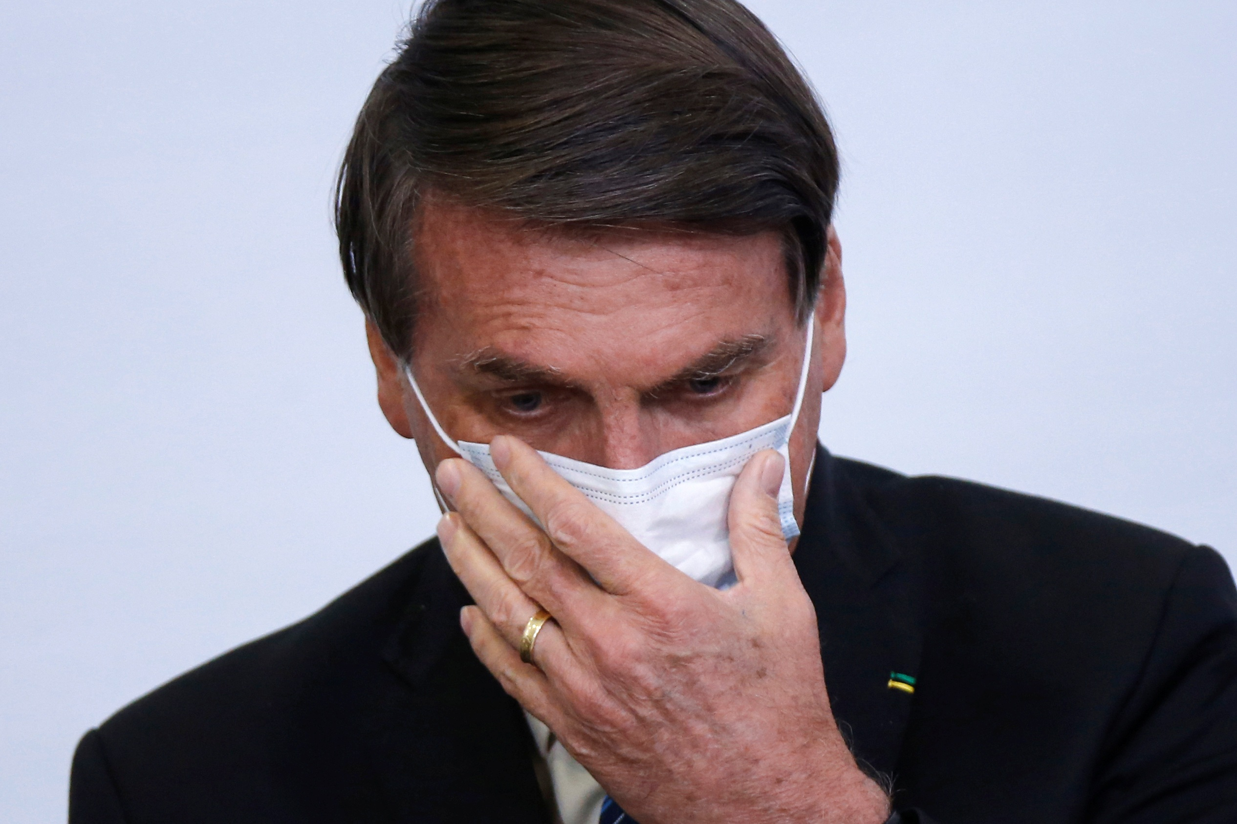 O-presidente-da-República-Jair-Bolsonaro Bolsonaro será submetido a cirurgia na próxima semana