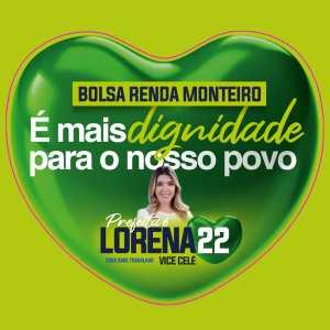 Plano-1 Bolsa Renda Monteiro é uma das propostas apresentadas por Anna Lorena