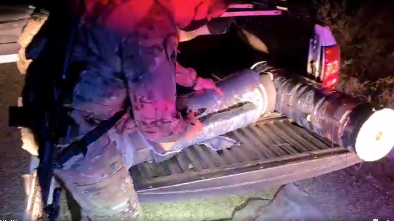 drogas-em-tecidos-serra-branca Homem é preso pela PRF em Serra Branca transportando mais de 20 kg de maconha escondidas em rolos de tecido