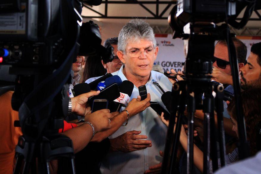 ricardo_coutinho_walla_santos_1 Ricardo Coutinho registra candidatura no TSE para disputar Prefeitura de João Pessoa