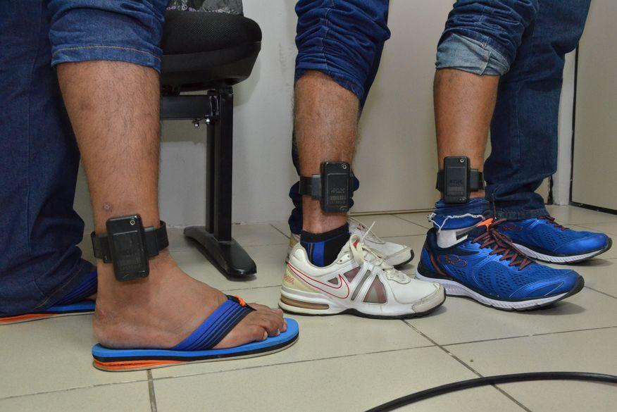 tornozeleiras_eletronicas Secretaria de Administração Penitenciária abre inscrições para seleção com 54 vagas de trabalho para reeducandos na PB