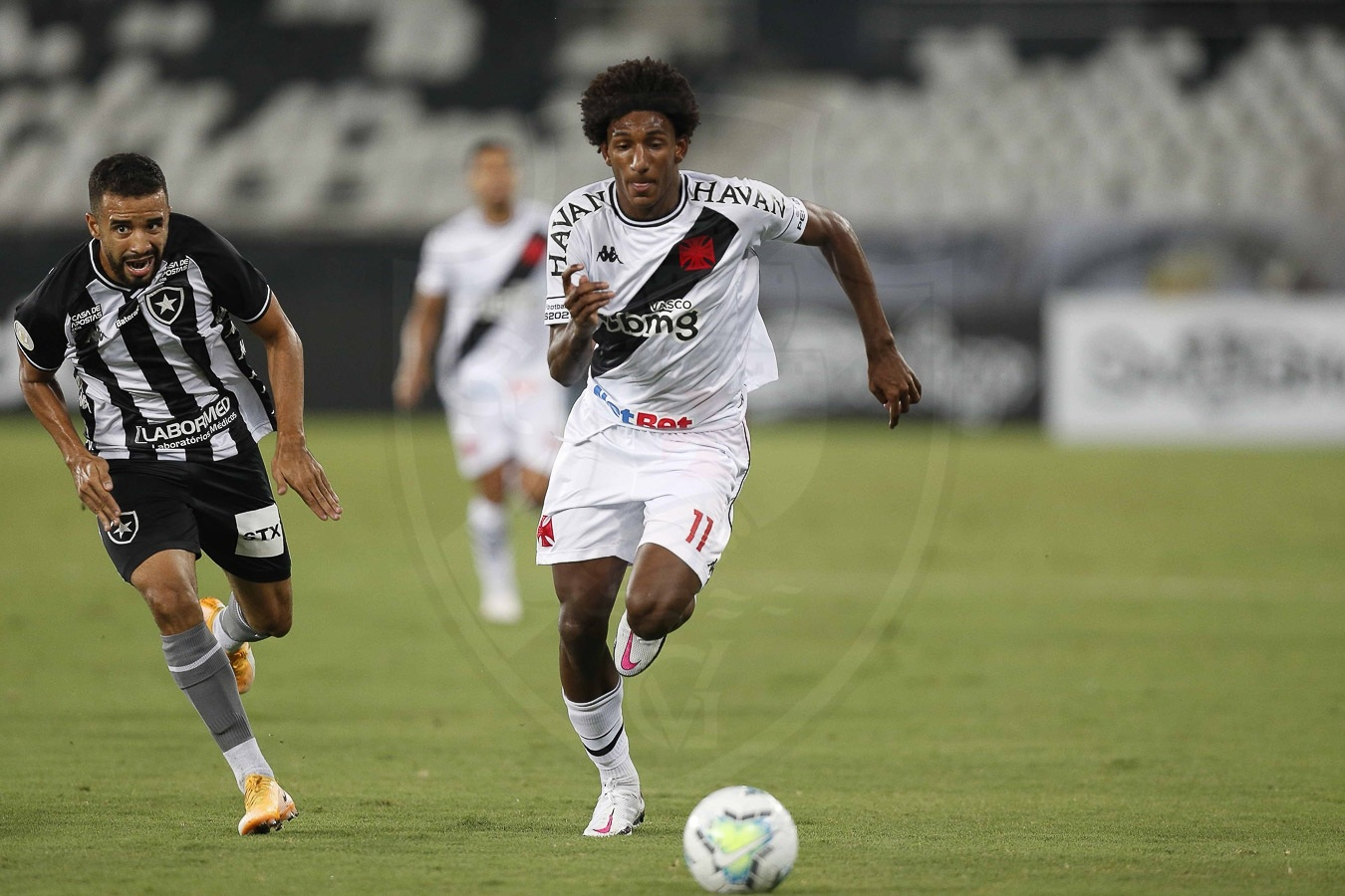 vasco-jogador-1 Vasco é superado pelo Botafogo no jogo de ida da quarta fase pela Copa do Brasil
