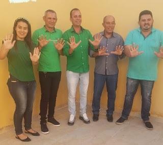 vice REPUBLICANOS de São João do Tigre confirma convenção municipal para o próximo Domingo