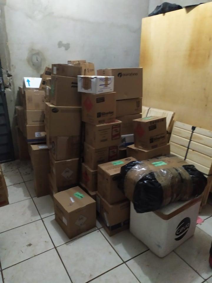 121696603_712887462694916_8123970117460683755_n Polícia Civil de Monteiro recupera carga roubada avaliada em R$ 200 mil na cidade do Congo