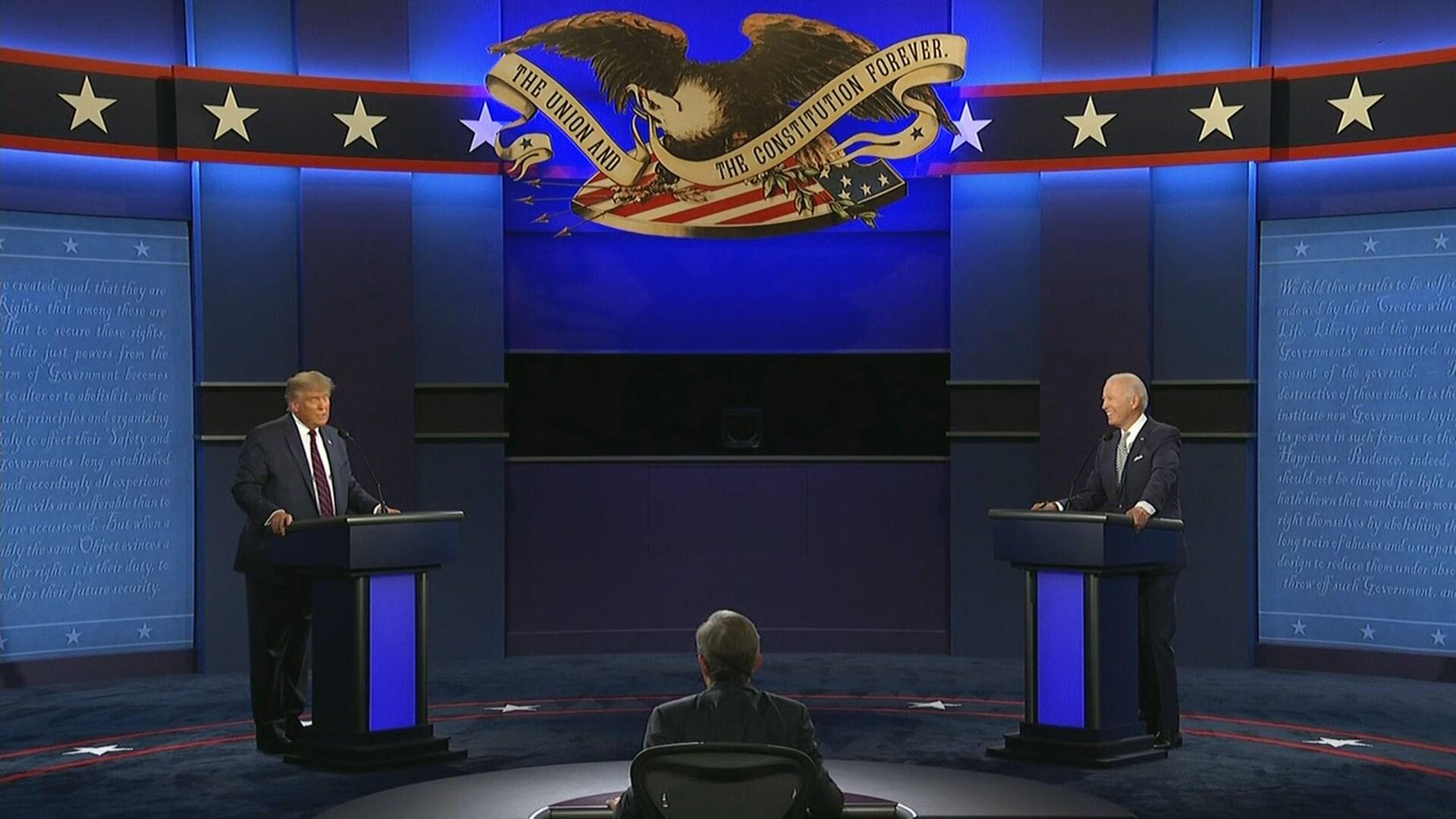 15791_8ADC3CB244C5C61D Saiba como assistir ao último debate entre Trump e Biden