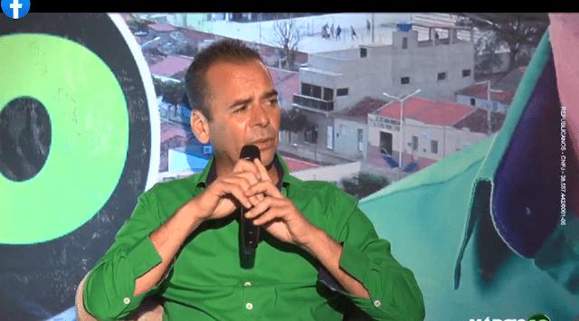 3 Candidato a prefeito de SJ do Tigre Márcio Leite dialoga através de uma grande LIVE com a juventude tigrense