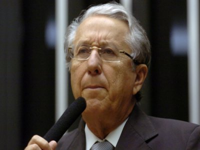 ARMANDO-ABILIO Ex-deputado Armando Abílio morre aos 76 anos no Agreste paraibano