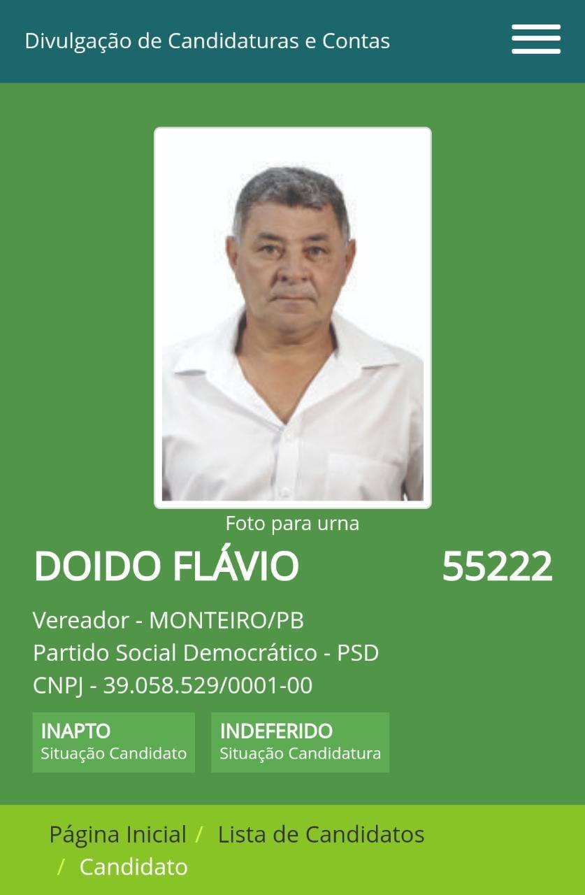 IMG-20201023-WA0270 Justiça Eleitoral indefere 21 pedidos de registros de candidatos a vereador do grupo de João Henrique