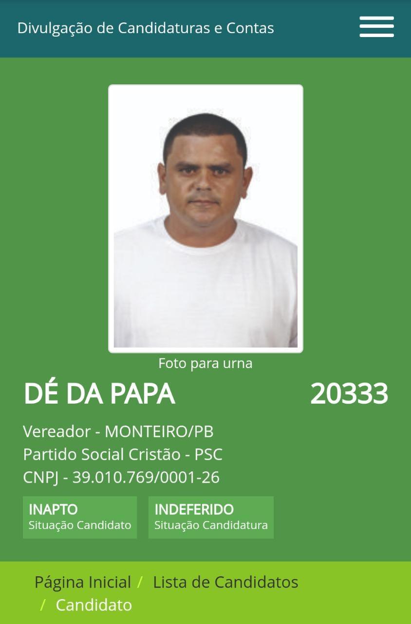 IMG-20201023-WA0271 Justiça Eleitoral indefere 21 pedidos de registros de candidatos a vereador do grupo de João Henrique