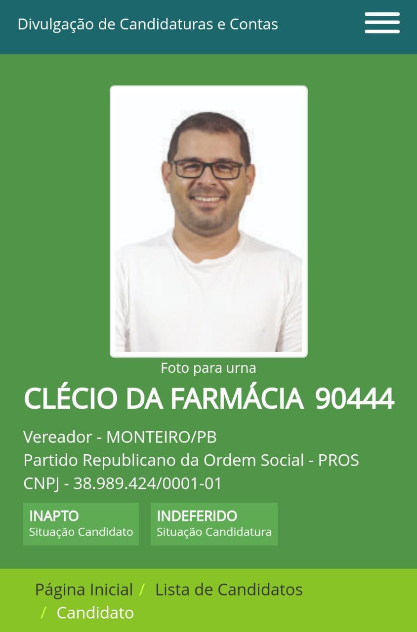 IMG-20201023-WA0291 Justiça Eleitoral indefere 21 pedidos de registros de candidatos a vereador do grupo de João Henrique