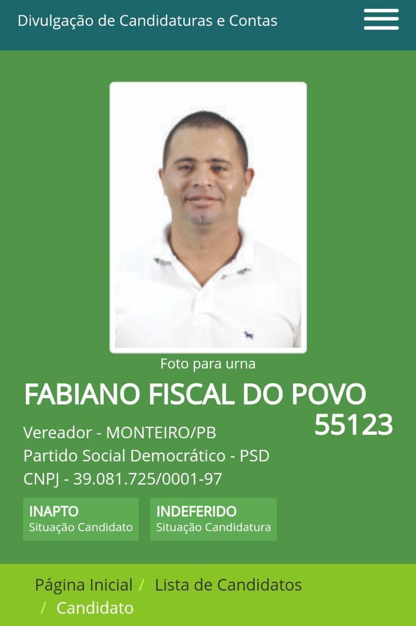 IMG-20201023-WA0303 Justiça Eleitoral indefere 21 pedidos de registros de candidatos a vereador do grupo de João Henrique