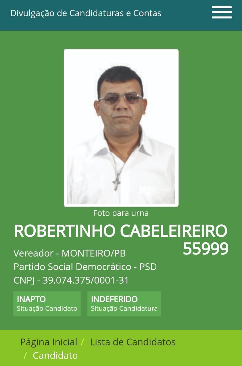 IMG-20201023-WA0305 Justiça Eleitoral indefere 21 pedidos de registros de candidatos a vereador do grupo de João Henrique