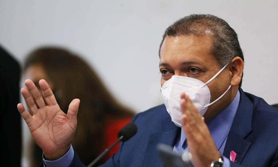 Kassio-Marques- Plenário do Senado aprova indicação de Kassio Marques ao Supremo