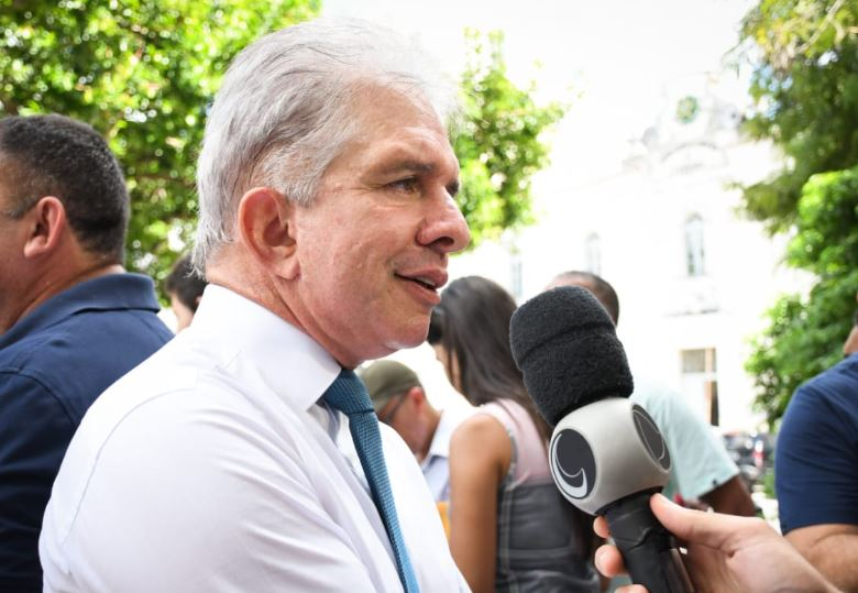 NABOR-SESSAO1 Datavox: Nabor Wanderley lidera disputa em Patos com 39% e detém a maior expectativa de vitória