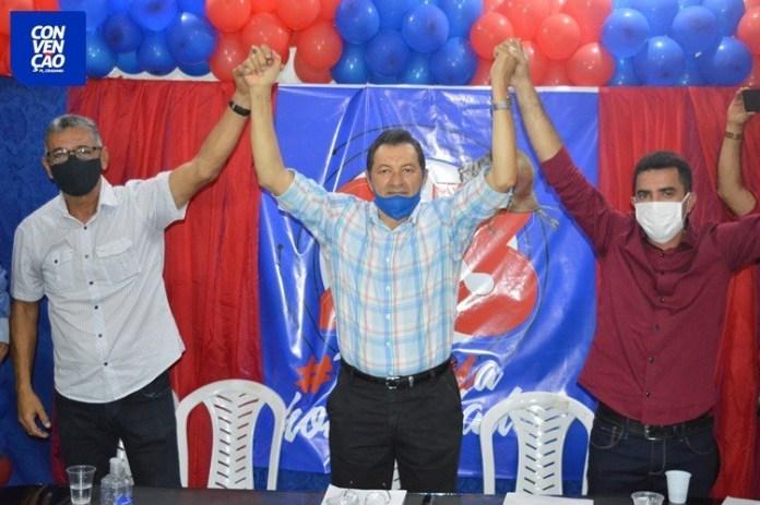 aristeu-camalau Justiça Eleitoral defere registro de candidatura Aristeu Chaves para prefeito de Camalaú