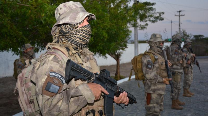 geosac1-1 Policiais militares que enfrentaram as quadrilhas de ataques a bancos na Paraíba são condecorados