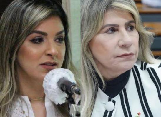 micheila-ednace Juiz julga improcedente ação movida por Micheila e Edna contra sites, em Monteiro
