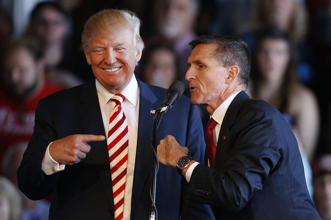 EUA-Michael-Flynn Trump dá indulto a ex-assessor investigado por interferência russa em eleição