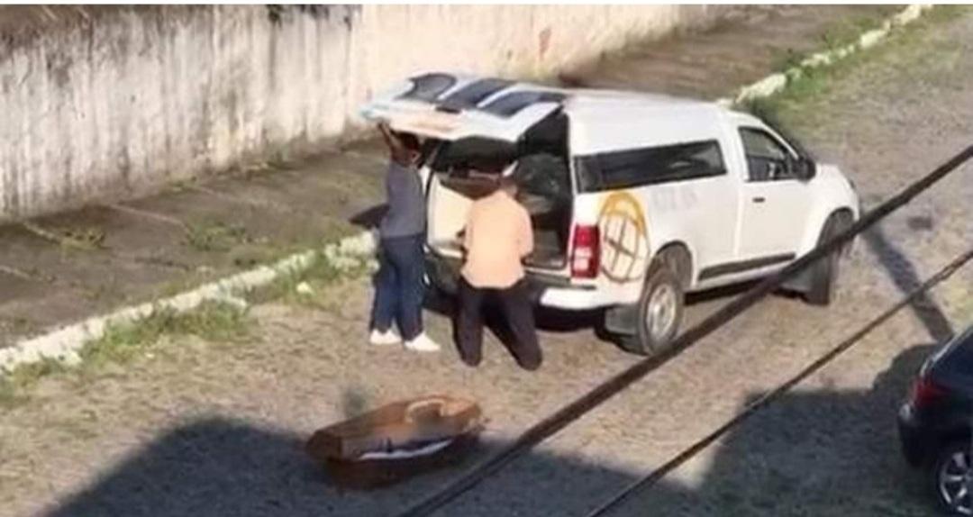 IMG_20201111_235343 Carro funerário derruba corpo na rua e agentes só percebem no velório; família soube após caso viralizar
