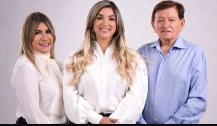 Joao-Henrique-deputada-federal-Edna-Henrique-micheila-hemrique COVID-19: Deputado João Henrique e sua filha Dra Micheila permanecem internados