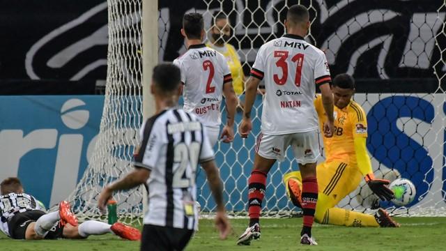 pho20201108076 Atlético-MG goleia o Flamengo no Mineirão