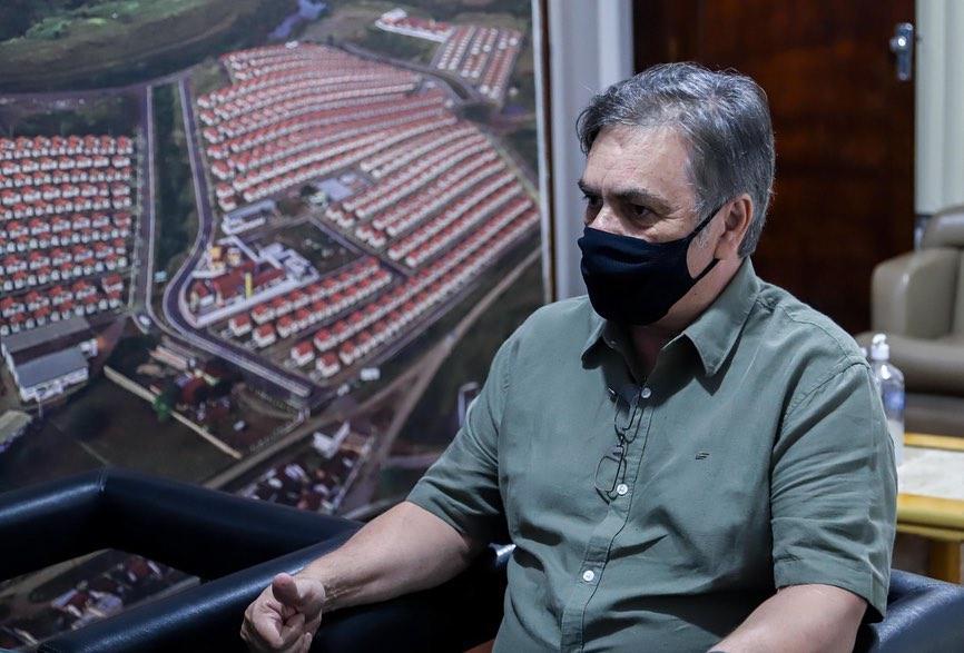 """Cassio-Cunha-Lima Cássio sinaliza que não deve mais retornar para a política: """"Minha contribuição já foi dada"""""""