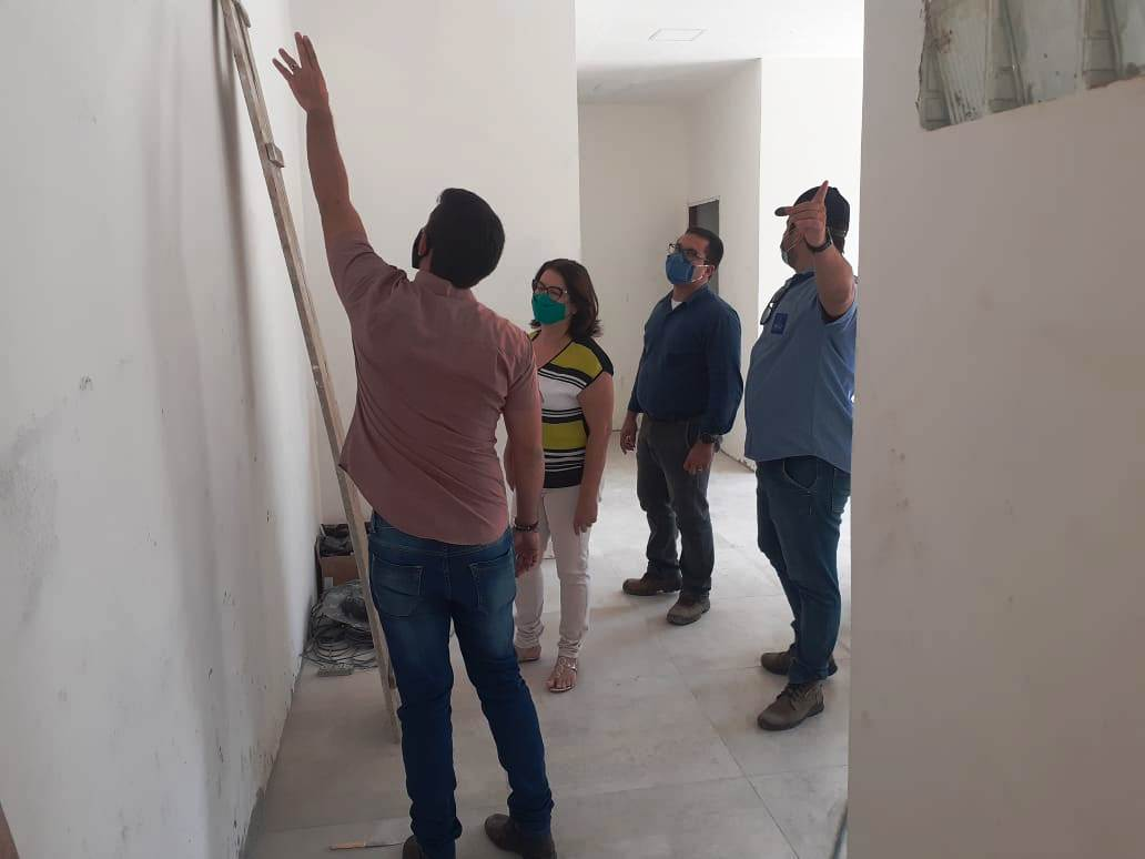 Centro-de-Referencia-ao-Artesanato-do-Cariri_obras1 Fruto de mais uma parceria com o governo do estado, Centro de Referência de Artesanato em Monteiro deve ser entregue em breve