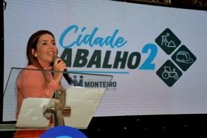 Cidade-do-Trabalho-2-e-lancado-em-Monteiro-com-grande-participacao-popular-9 Tribunal de Contas da Paraíba aprova contas de Anna Lorena, prefeita de Monteiro