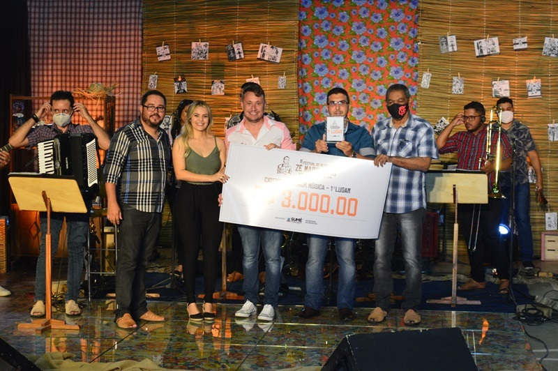 DSC_1117 Prefeitura de Sumé encerra II Festival Zé Marcolino fortalecendo o artista da terra e incentivando a cultura local
