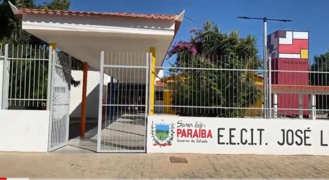 IMG_20201224_101659 Professores da Escola Estadual José Leite de Souza realizam homenagem de Natal para alunos e comunidade Monteirense