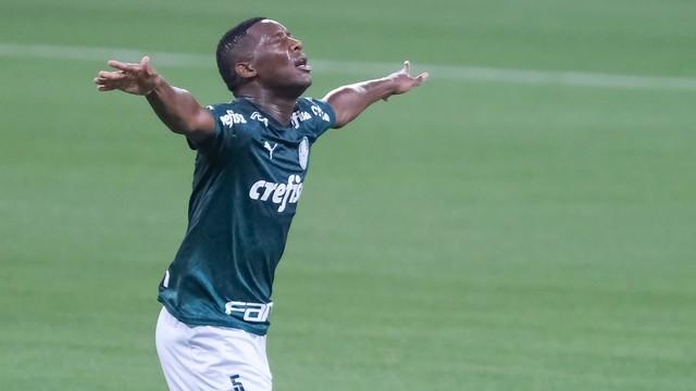 agf20201202098 Palmeiras goleia o Delfín e avança às quartas da Libertadores