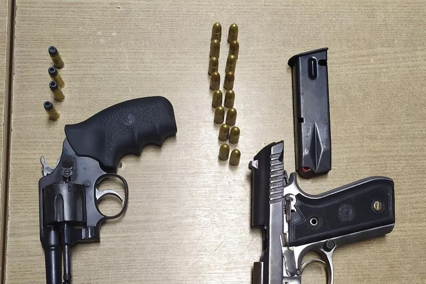 armas_apreendidas Em ação, PM prende suspeitos e retira armas de fogo das ruas da Paraíba