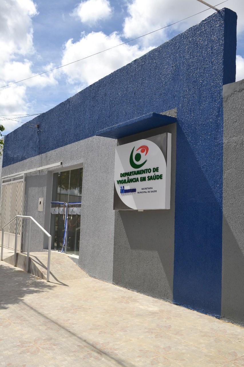 centro-covid Vigilância em saúde de Monteiro é destaque e atinge todos os indicadores do PQAVS