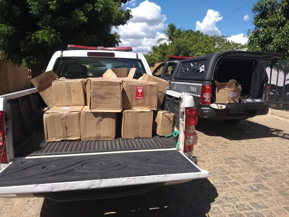 droga Polícia Federal incinera cerca de 750 kg de cocaína apreendidos em avião, na Paraíba